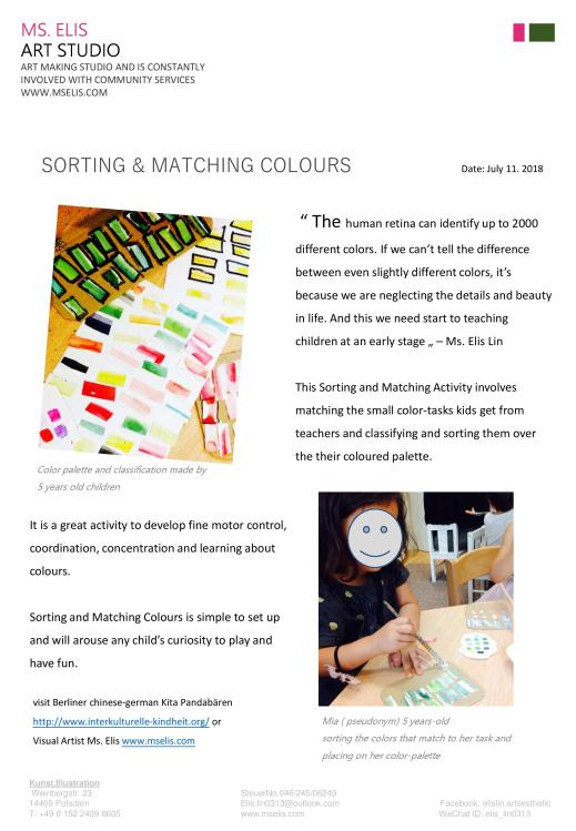 press 11.7.2018 SORTING & MATCHING COLOURS-english